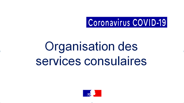 Organisation des services consulaires